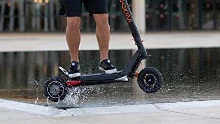 Amazon.com: INOKIM OX Super - Patinete eléctrico plegable ...
