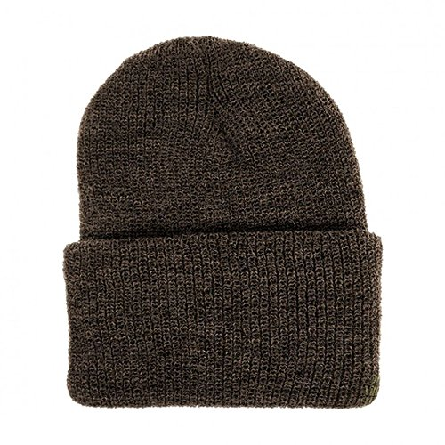 Village Hat Shop Genuine Government Issue Wool Watch Cap (Olive Drab)