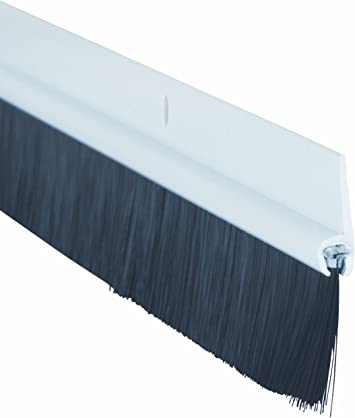 4 x Stormguard Seal N Save Bottom of Door Brush Seal 838mm Draught Excluder