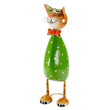 Spangle Cat Garden Sculpture by Smart Garden