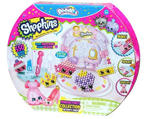 Beados Season 7 Shopkins Activity Pack - Princess Party JungleDealsBlog.com