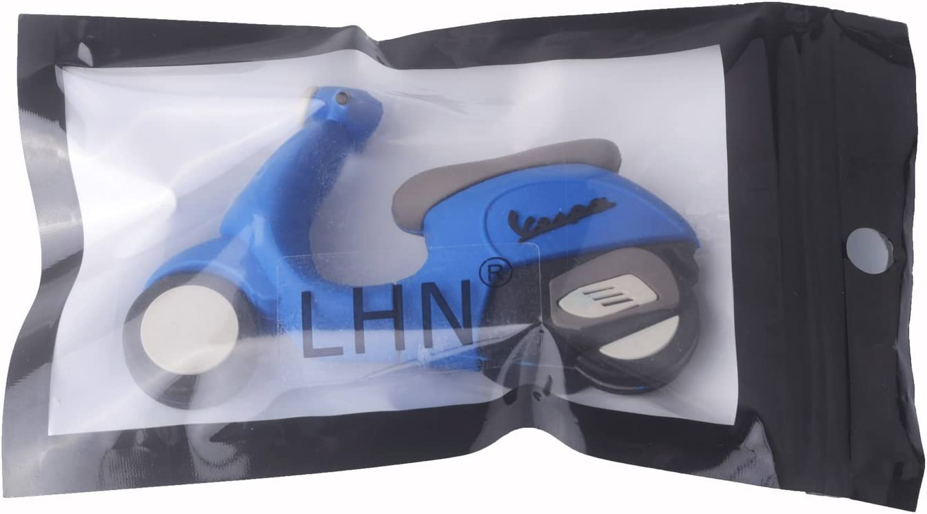 Blue LHN 8GB Scooter USB 2.0 Flash Drive