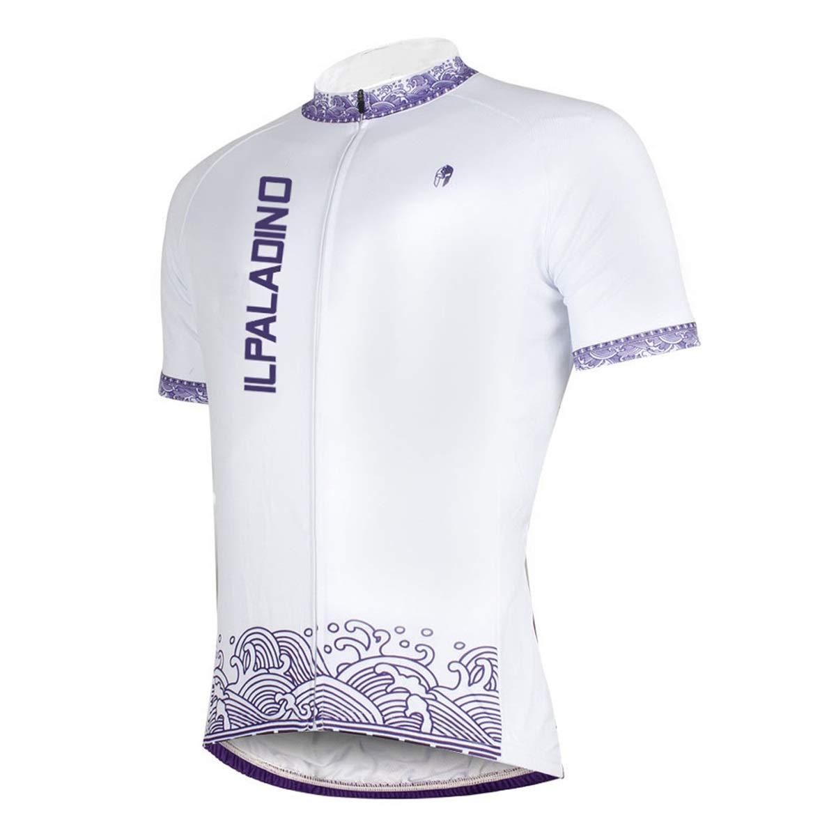 Fahrrad Reitanzug Explosive Line Sport Wave Reitanzüge Own Brand Herren Kurzarmhemd Fahrradtrikot LPLHJD