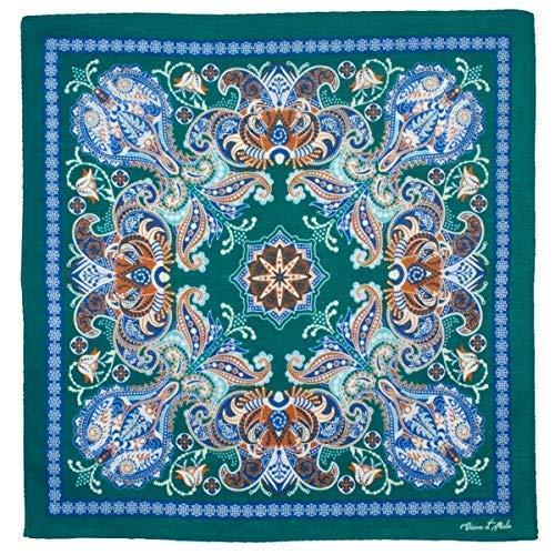 35x35cm Fazzoletti Fazzoletti di ispirazione orientale 6 pezzi Modello /« Samarcanda/»
