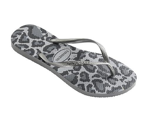 0d0a95d311b6 Havaianas Women s Slim Animals Fluo Flip-Flop  Amazon.co.uk  Shoes ...