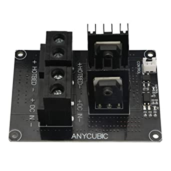 ANYCUBIC Chiron Accesorios de impresora 3D, módulos de controlador ...