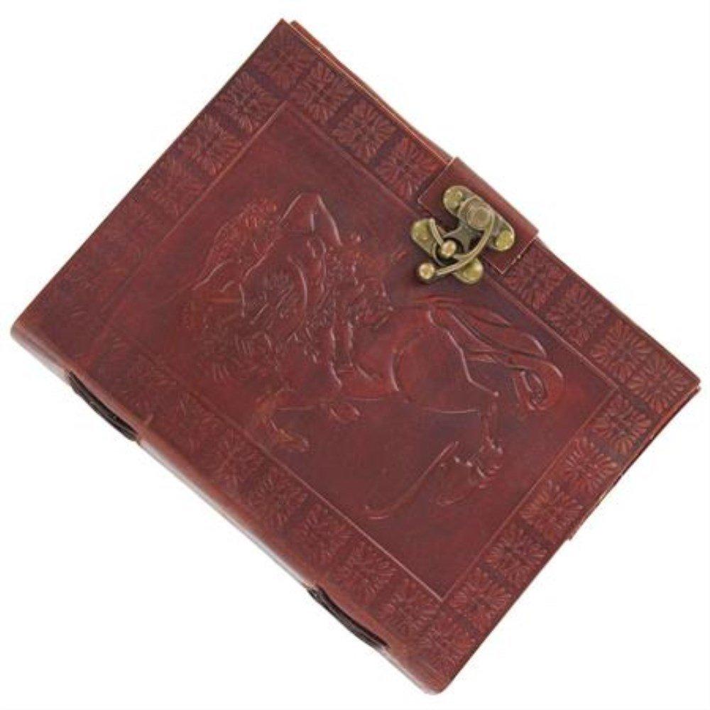 Handcrafted Artisan Centaur Leather Journal