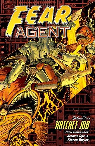 Fear Agent Hatchet Job 2nd