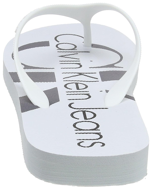 Infradito Uomo Calvin Klein Art S0063 White Colore Foto Misura A Scelta Navegar Salida A9XkDwd26