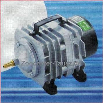 Hailea ACO de 328 pistón compresor por Ventilador teichbelüfter 60 W 4200L/H: Amazon.es: Productos para mascotas