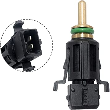 Radiator Coolant Temperature Sender Cooling Temp Sensor Fit BMW 13621433077