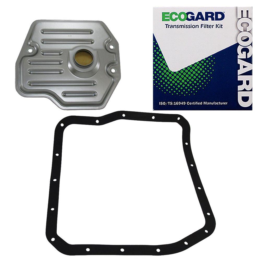 ECOGARD XT1293 Transmission Filter Kit for 1999-2003 Lexus RX300, 1999-2001 ES300   2005-2010 Scion tC, 2008-2014 xB   2002-2004 Toyota Camry, 2003 Matrix, 2004-2007 Highlander, 2003-2005 Celica
