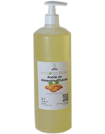 Aceite de Almendras Dulces 100% Puro. PRIMERA PRESIÓN EN FRIO. 1000 ml.