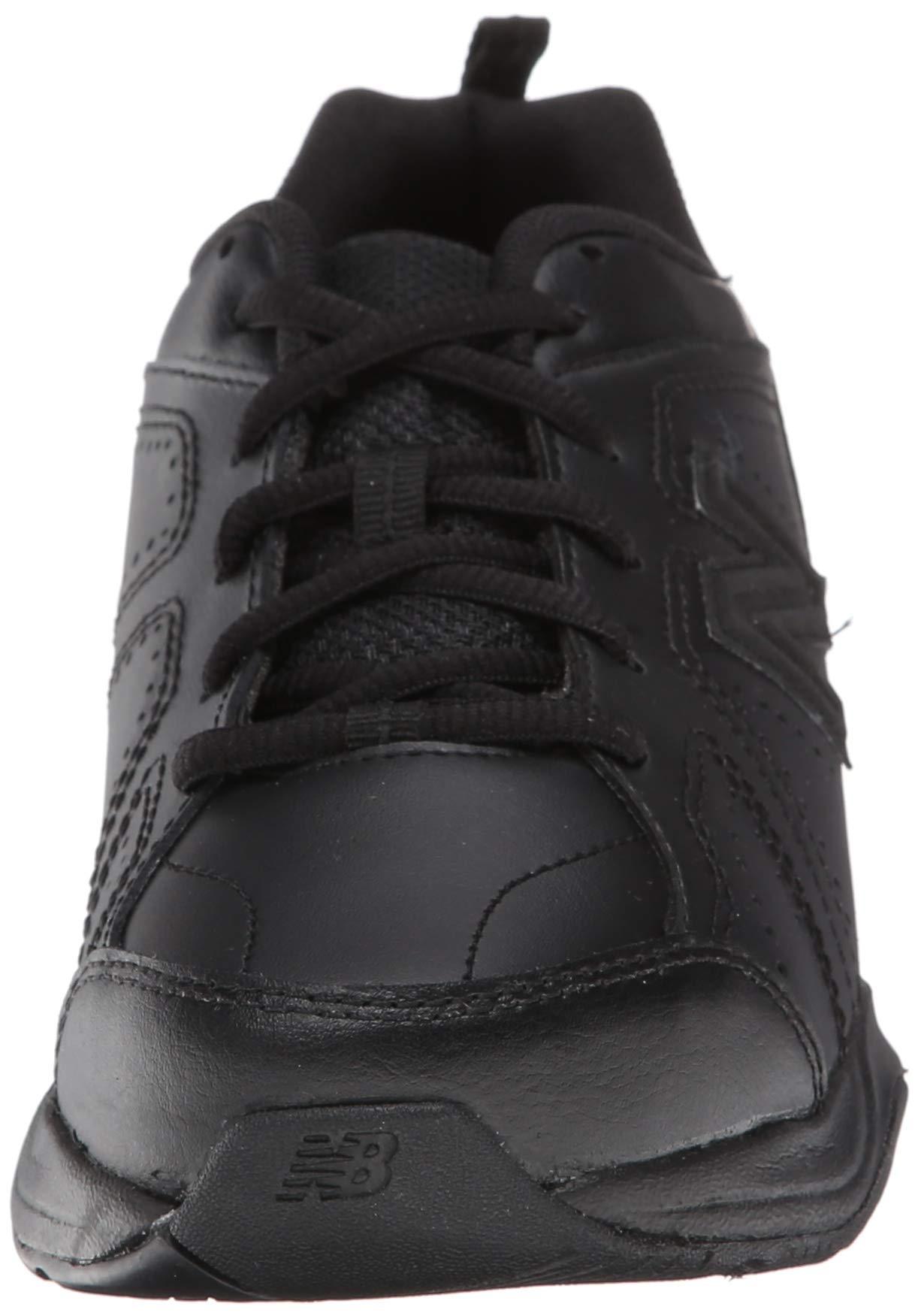 New Balance Boys KX624 Lace-Up Training Shoe ,Black,7 W US Big Kid by New Balance (Image #4)