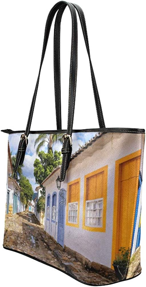 Bags Shoulder Passion Brazilian Football World Cup Leather Hand Totes Bag Causal Handbags Zipped Shoulder Organizer For Lady Girls Womens Shop Bags For Women
