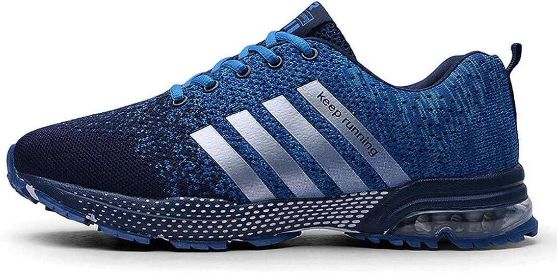 Zapatillas Unisex, Logobeing Zapatillas Running Hombre Mujer ...