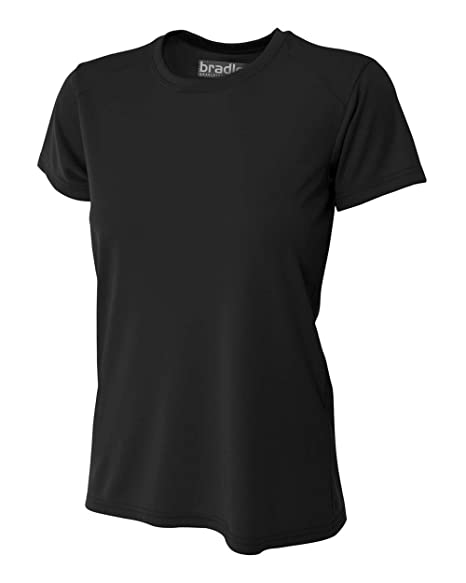 64b2512c Bradley Women's Casual Fit Short Sleeve Rash Guard Swim Shirt with UV  Protection at Amazon Women's Clothing store: