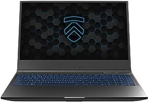 Matrix RP-15 Ultra Performance Gaming Laptop PC: AMD Ryzen 4800H 8-Core CPU NVIDIA GeForce RTX 2060 Graphics 15.6