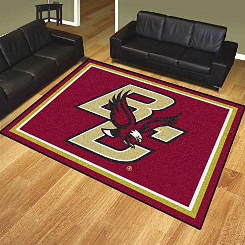 Fan Mats 20121 Boston College Eagles 8' x 10' Area Rug ()