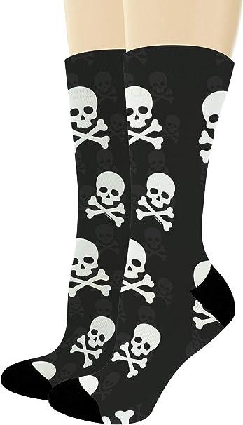 Custom Socks Football Dab to the Bone Skeleton Gift Socks  ** NOT VINYL ** Lucky Socks Halloween Socks Holiday Socks