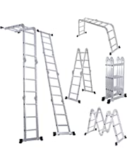 Extension Ladders Amazon Com