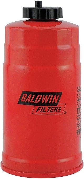 Baldwin Heavy Duty BF7906-D Fuel Filter,5-31//32 x 3-9//32 x 5-31//32In