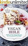 Vegan Bible: 50 Great Plant-Based Rec...