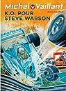 Michel Vaillant, Tome 34 : K.O. pour Steve Warson par Graton