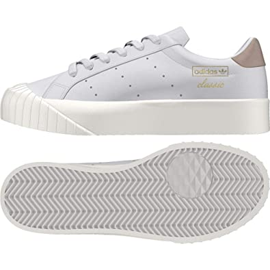 official photos 87268 fb9aa adidas Everyn W, Chaussures de Fitness Femme, Blanc (FtwblaFtwblaPercen