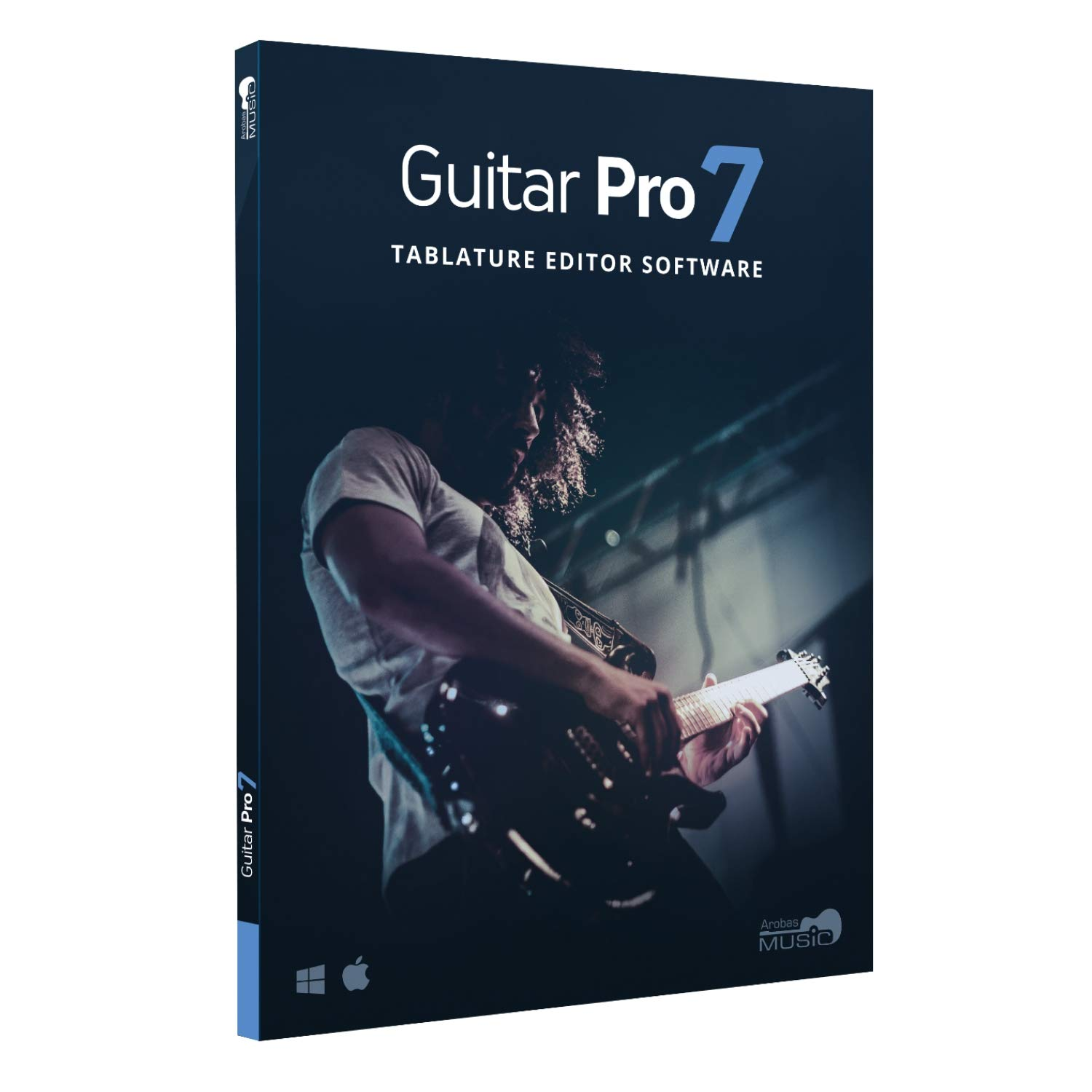 Amazon Guitar Pro 7 Tablature And Notation Editor Score