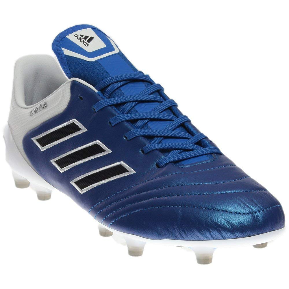 Details about adidas Copa 17.1 FG Men's Football Shoes New Blue Soccer Boots 2017 Low BA8516