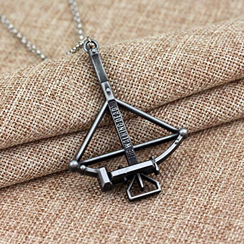 Amazon.com: FITIONS - The Walking Dead Necklace Vintage ...