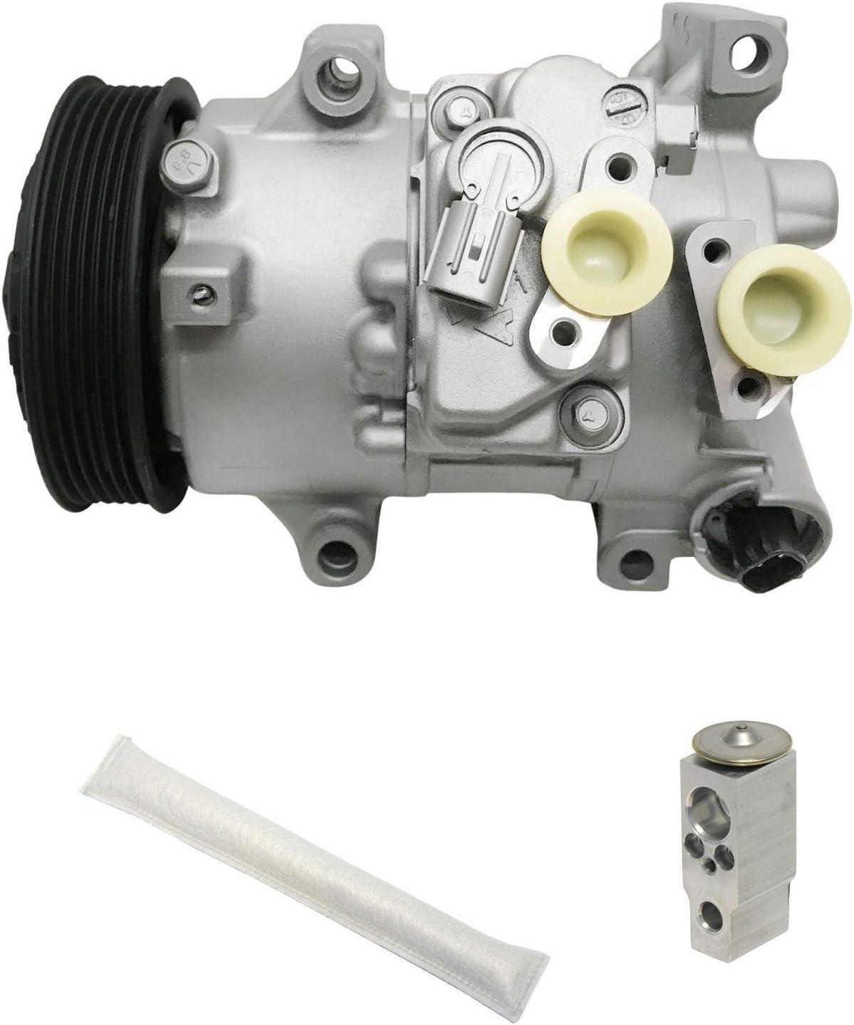 RYC Remanufactured AC Compressor Kit KT EA39