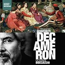 Decameron: Novelle scelte Audiobook by Giovanni Boccaccio Narrated by Alessandro Benvenuti