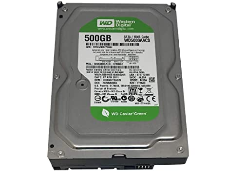 WD5000AACS DRIVERS FOR WINDOWS