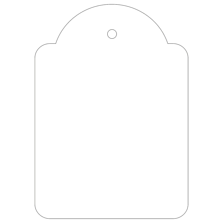 APLI Kids 396/ colore: bianco 50/x 70/mm /Confezione di 400 etichette