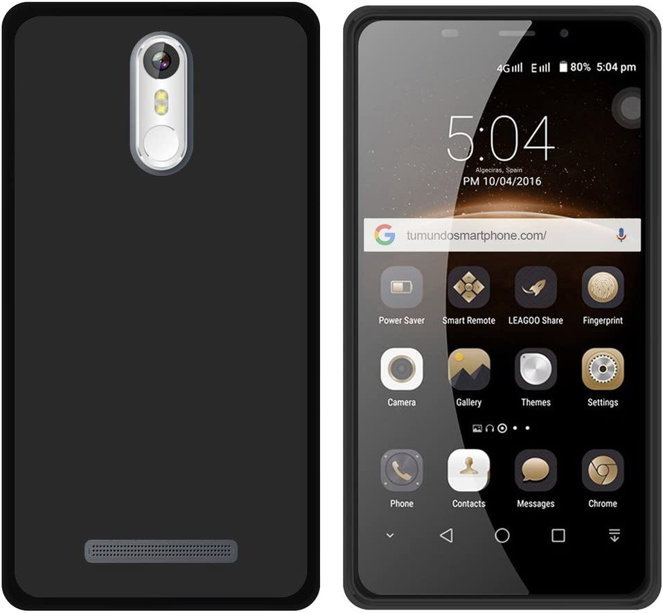 Tumundosmartphone Funda Gel TPU para LEAGOO M8 / M8 Pro Color ...