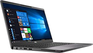 Dell Latitude 14 - 7400 Business Laptop Computer | 14.0 inch FHD LCD | Intel Core i7-8665U | 32GB DDR4 | 512GB PCIe M.2 NVMe SSD | Thunderbolt | Windows 10 Pro | Carbon Fiber