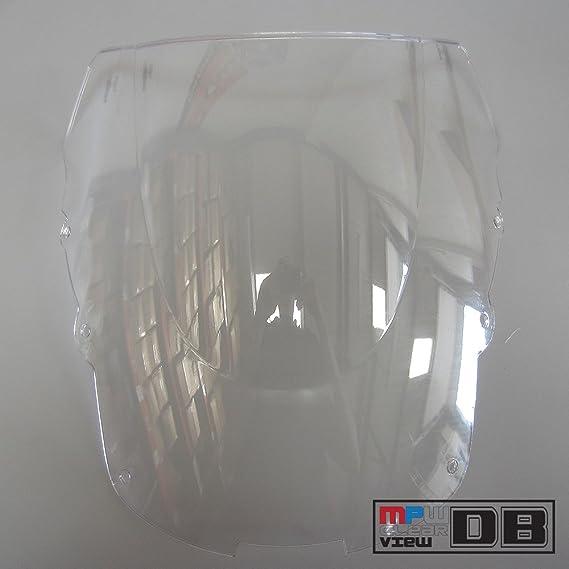 Honda CBR 929 RR 00-01 MPW Double Bubble Screen Smoked