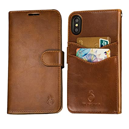 5000f66aea94 Mens iPhone 6 Plus Wallet Case,iPhone 6s Plus Wallet Phone Cover Folio Flip  Cell Case Leather Case with Detachable PC Box Case Cell Phone Cover Bag ...