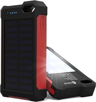 iClever 10000mAh Portable Power Bank
