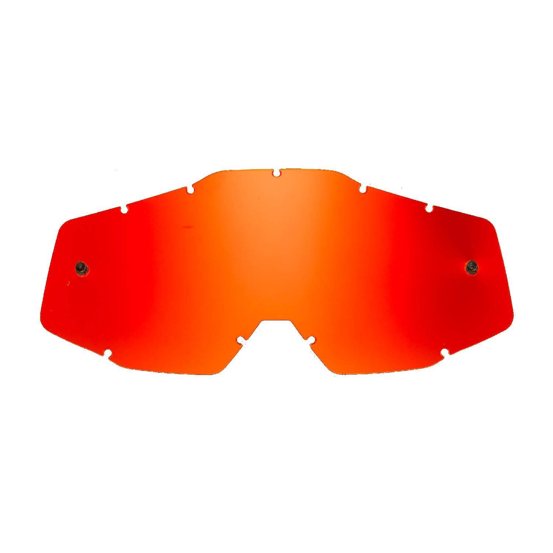 SeeCle 41S209 gold ersatzgl/äser f/ür masken kompatibel mit 100/% Racecraft//Strata//Accuri Maske