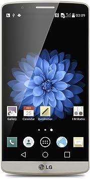 LG G3 Smartphone – 5.5, Android 5.0, 3 GB RAM + 32 GB ROM, Dorado ...