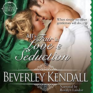 All's Fair in Love & Seduction Audiobook