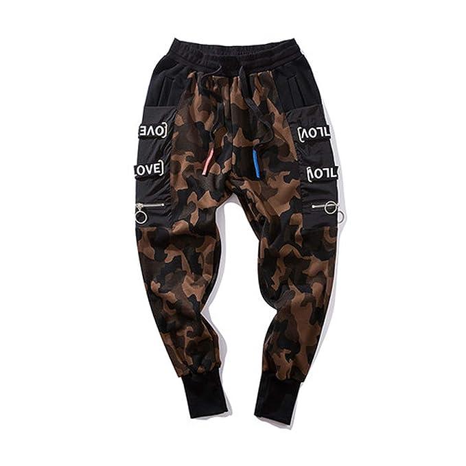 Amazon.com: Pantalones de camuflaje militar para hombre con ...
