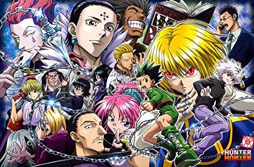 CGC Huge Poster - Hunter X Hunter Anime Poster Hant? Hant? - ANI087 (24