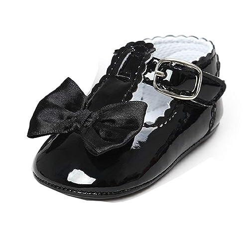 6292512996a 6-9 Meses - Zapatos para niñas - Niñas - Color Negro - WLB-190 ...