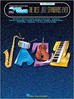 Book Best Jazz Standards Ever: E-Z Play Today Volume 283 (February 1, 1998)