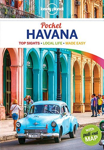 Lonely Planet Pocket Havana (Travel Guide) by Lonely Planet