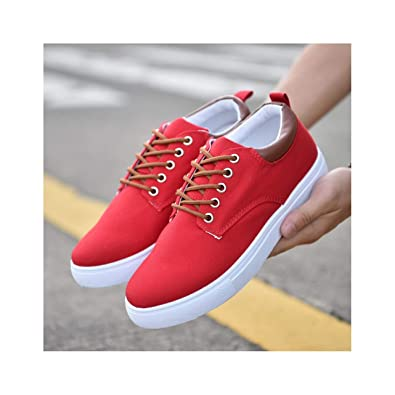 Spring Summer Comfortable Casual Shoes Mens Canvas Shoes For